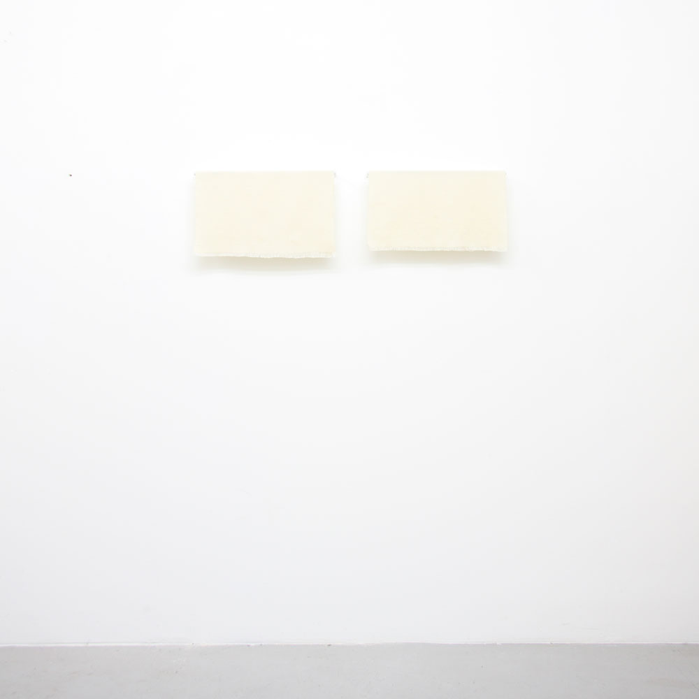 Two Small White Cloths